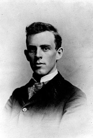 David Fairchild - David Fairchild in 1889