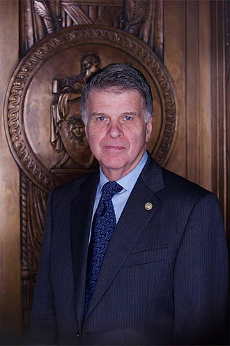 Archivist of the United States - Image: David Ferriero official photo