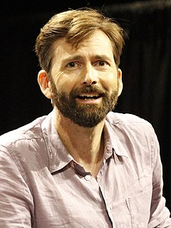 David Tennant Scottish actor