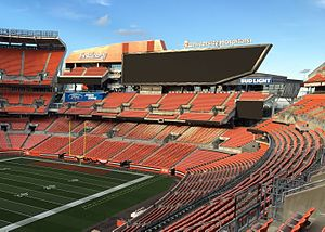 FirstEnergy Stadium - Dawg Pound in 2016