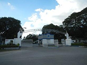 Floridablanca, Pampanga - Image: Dbasaairbasejf