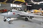 De Havilland DH100 Vampire FB6 'J-1142' (15966404905).jpg