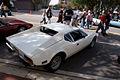 De Tomaso Pantera 1972 white RSideRear LakeMirrorClassic 17Oct09 (14413956859).jpg