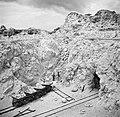 De fosfaatmijn van het bedrijf Curaçao bij de Tafelberg op Curaçao, Bestanddeelnr 252-7414.jpg