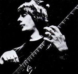 Dee Murray - Murray in 1971