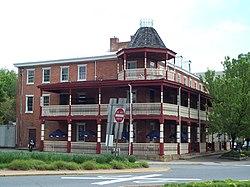 Deer Park Hotel Newark De Apr 10 Jpg