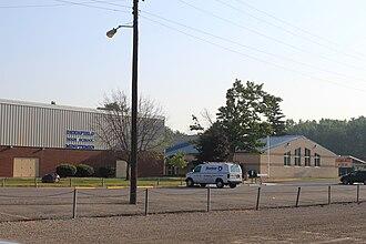 Deerfield, Michigan - Deerfield schools, Deerfield Hwy.