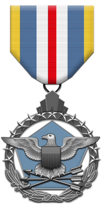 Charles L. Armstrong - Image: Defense Superior Service Medal