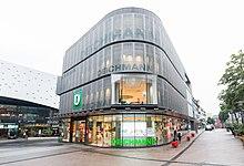 Deichmann Flagship Store in Essen