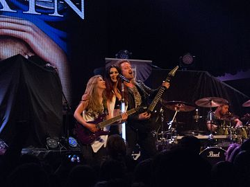 Wessels with Delain (2016)