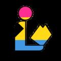 Demisexual Panromantic Pride Library Logo 2.png