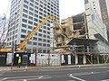 Demolition of Hume House, Leeds (12th December 2018) 004.jpg