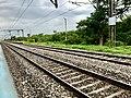 Denduluru railway station board.jpg