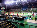 Dentro da Arena da Juventude, Jogo de Basquetebol.jpg