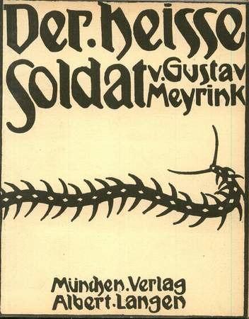 Der heise Soldat Gustav Meyrink