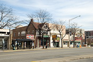 Des Plaines, Illinois - Downtown