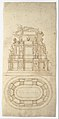 Design for a Freestanding Tomb Seen in Elevation and Plan MET DP123330.jpg
