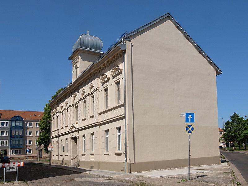 Datei:Dessau,Kantorhaus,Rabbinerhaus.jpg