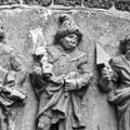 """Detail van gevelsteen """"De 4 Gecroonde Ambachslien"""" - Brielle - 20042568 - RCE.jpg"""