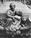 details van de preekstoel - amsterdam - 20012465 - rce