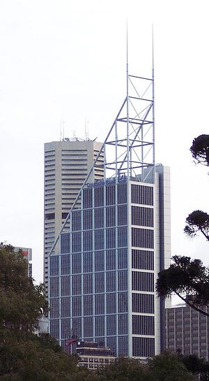 Allens (law firm) - Deutsche Bank Place, Allens' Sydney office