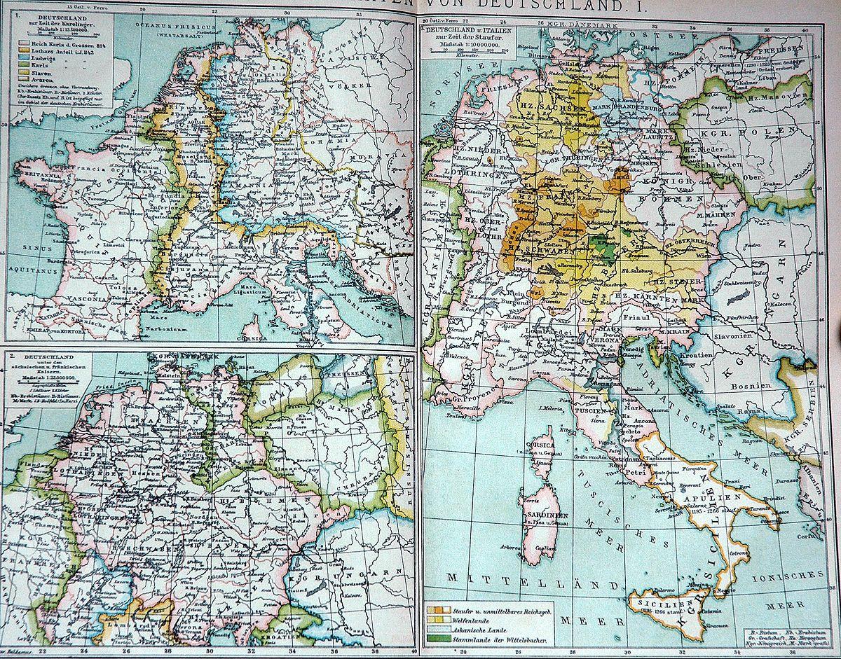 Empire Deutsch
