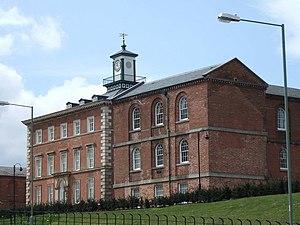 Exminster - Image: Devington Park