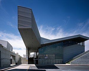Thom Mayne - Diamond Ranch High School in Pomona, California (1999)
