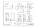 Dibble House, Molalla, Clackamas County, OR HABS ORE,3-MOLA.V,2- (sheet 7 of 8).png