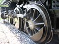Dinky the steam engine main drive wheel.jpg