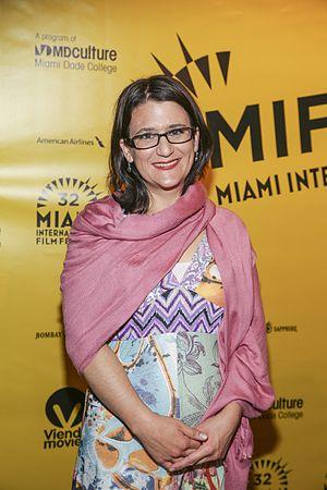 Mariana Chenillo - Chenillo at the 2014 Miami International Film Festival