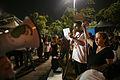 Discours lors de la manifestation pour les habitants du sud de Tel-Aviv.jpg