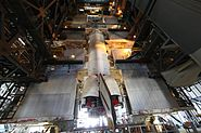 Discovery High Bay 3 Vehicle Assembly Building STS-133
