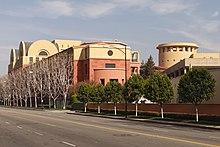 Walt Disney Studios in Burbank, California.