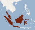 Distribution of Emballonura monticola.png