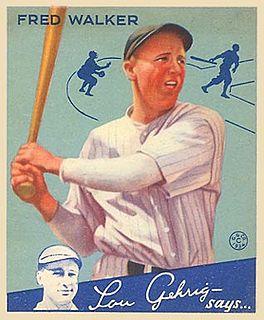 Dixie Walker professional baseball player