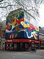 Dixons gebouw Jan van Grunsven Jan Bons Vredenburg Achter Clarenburg Utrecht.jpg