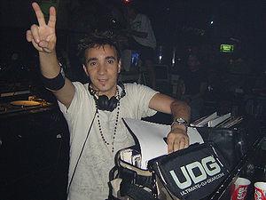 DJ Sammy - DJ Sammy in 2005, performing at the BCM nightclub in Majorca