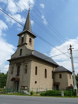 Dobratice - Saints Philip and Jacob Church