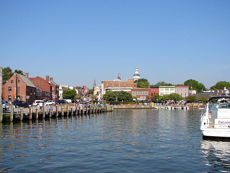 File:Dock Street Annapolis.JPG
