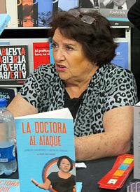 Doctora Cordero FILSA 2014.jpg
