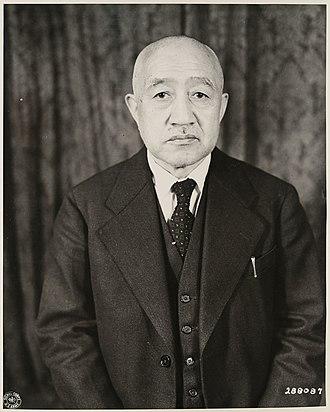 Kenji Doihara - Doihara Kenji in 1948
