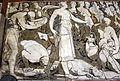 Domenico Beccafumi (disegno), Mosé fa scaturire l'acqua dalla rupe di Horeb, 1524-25, 01.JPG