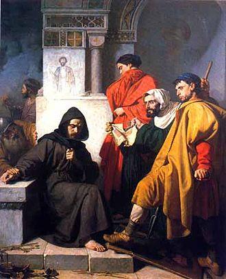 Domenico Morelli - The Iconoclasts