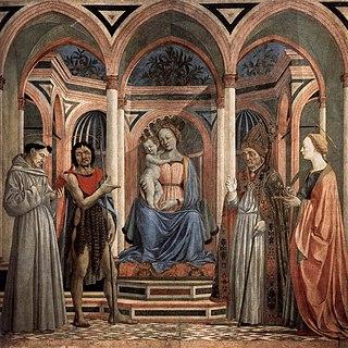 Domenico Veneziano Italian Renaissance painter