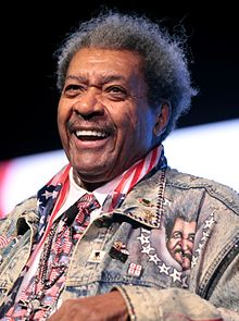 Don King Boxing Promoter Wikipedia