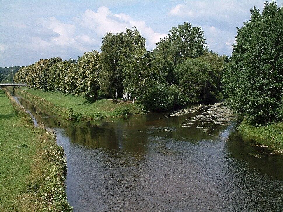 Donaueschingen Donauzusammenfluss 20080714