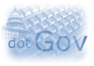 .gov - dot gov