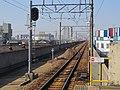 Double-tracked sections between Nishio and Nishio-guchi 3.jpg