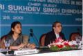 Dr. Rashmi Tiwari at American Chambers of Commerce in India.png
